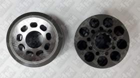 Блок поршней для гусеничный экскаватор DAEWOO-DOOSAN S150LC-V (704212-PH, 704237-PH)